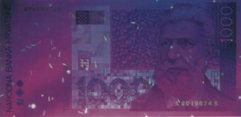 Kako raspoznati krivotvorinu novčanice od 1000 kuna  Image016