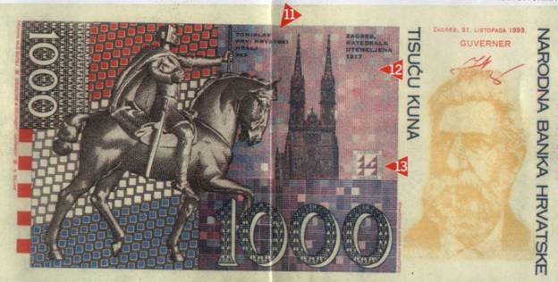 Kako raspoznati krivotvorinu novčanice od 1000 kuna  Image020