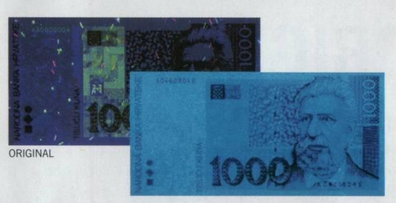 Kako raspoznati krivotvorinu novčanice od 1000 kuna  Image046